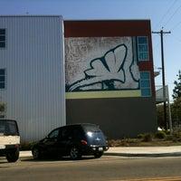 Photo taken at Mural District by Carmen P. on 3/23/2013