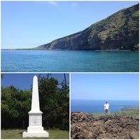 Photo taken at Captain Cook Monument by Maxx on 6/25/2013