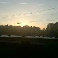 Photo taken at Metrostation Diemen-Zuid by Dolly d. on 5/16/2014