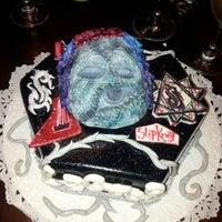 Photo taken at Al Asador Restaurant by Dario R. on 9/28/2012