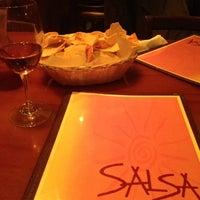 Photo taken at Salsa Cocina Mexicana by Brinley on 11/3/2012