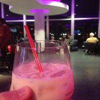 Photo taken at Virgin Atlantic Clubhouse Lounge by Danny C. on 1/23/2013