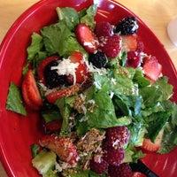 Photo taken at Café Zupas by Kurt W. on 4/4/2013