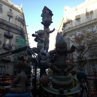 Photo taken at Falla Almirall Cadarso by Miguel R. on 3/15/2013