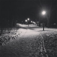 Photo taken at Prospect Park by Emily W. on 2/10/2013