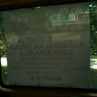 Photo taken at 238. minibuss | Centrs - Imanta by Elena R. on 8/5/2013