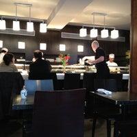 Photo taken at Sushi Damo by Eduardo M. on 11/19/2012