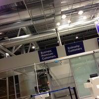 Photo taken at Gate 36 by Artem on 2/8/2013