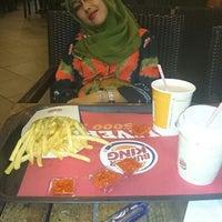 Photo taken at Burger King by Riza V. on 4/22/2015