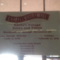 Photo taken at Chapel Hills Mall by Tracie on 12/4/2012