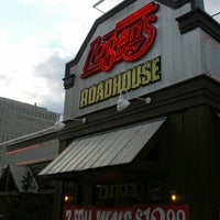 Photo taken at Logan's Roadhouse by Bill G. on 3/16/2013