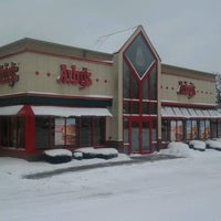 Photo taken at Arby's by Anthony P. on 2/6/2014