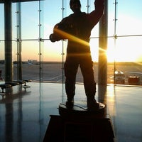Photo taken at Rick Husband Amarillo International Airport (AMA) by Rodney 'The Courage Coach' M. on 9/18/2012