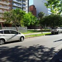 Photo taken at Boulevard García del Río by Marcelo N. on 10/24/2012