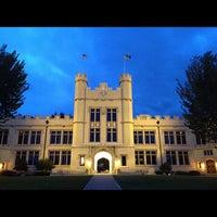 Photo taken at College of Wooster by Arnaldo J. on 10/15/2012