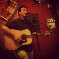 Photo taken at Edin's Deli Café by Paul N. on 4/12/2014