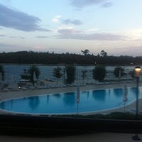 Photo taken at Hotel Istra by Лиса-Алиса on 9/26/2012