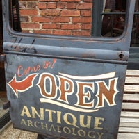 Photo taken at Antique Archaeology by Nancy on 5/31/2013