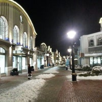 Photo taken at Ingolstadt Village by Al G. on 1/19/2013