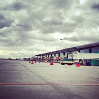 Photo taken at Kempegowda International Airport (BLR) by Zoheb on 7/29/2013