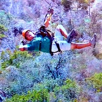 Photo taken at Zip Line Eco Tour by Ann on 6/23/2014