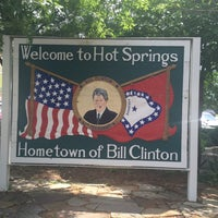 Photo taken at Downtown Hot Springs, AR by Brian D. on 5/15/2015