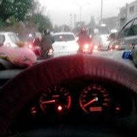 Photo taken at Jalan Urip Sumoharjo by INDRIANI . on 9/29/2014