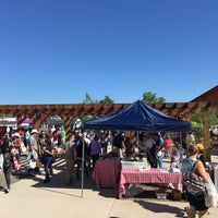 Photo taken at Longmont Farmers' Market by Eric T. on 8/20/2016