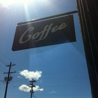 Photo taken at Water Avenue Coffee Company by Ashley K. on 6/17/2013