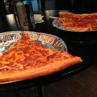 Photo taken at Monster Pizza (몬스터피자) by Regina C. on 12/21/2012