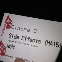 Photo taken at Ace Cinemas by Craig D. on 3/5/2013