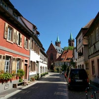 Photo taken at Ladenburg by Stephan P. on 5/8/2016