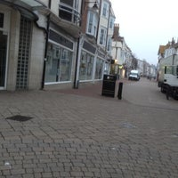 Photo taken at Weymouth Town Centre by Vic C. on 4/24/2013