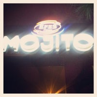 Photo taken at Mojito by Ali Samet S. on 10/24/2012