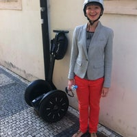 Prague On Segway