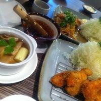 Photo taken at Tonkatsu by Wa Kitchen by Ken W. on 7/23/2011