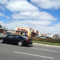 Photo taken at Tim Hortons by Rebecca B. on 4/5/2012