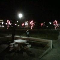 Photo taken at FSU Quad by Byron W. on 12/1/2011