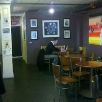 Photo taken at Kiskadee Coffee Co. by David C. on 11/18/2011