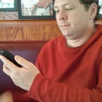 Photo taken at Full Moon BBQ by Tammy H. on 1/30/2012