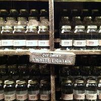 Photo taken at Ole Smoky Moonshine Distillery by Michelle C. on 8/27/2011