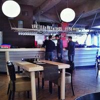 Photo taken at MKC Club Restaurant by Mite K. on 11/14/2011