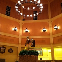 Photo taken at Disney's Saratoga Springs Resort & Spa by Andrea L. on 3/27/2011
