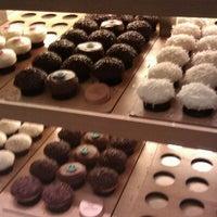 Photo taken at Sprinkles Cupcakes by Maribel C. on 1/4/2012