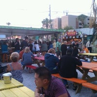 Photo taken at Crabby Bill's Seafood by Scott S. on 10/29/2011