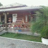 Photo taken at Recanto Do Morango by Gilhiar B. on 10/6/2011