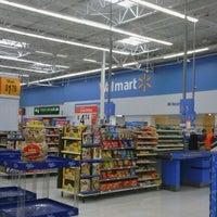 Photo taken at Walmart Supercenter by Melissa W. on 6/23/2012