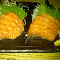 Photo taken at SushiGroove by Atina V. on 7/24/2012