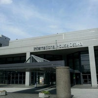 Photo taken at Osaka International House by Tanitatsu on 6/15/2012