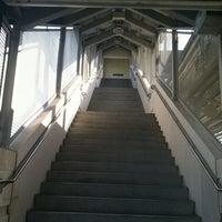 Photo taken at Tri-Rail - Boca Raton Station by Eddie K. on 5/19/2012